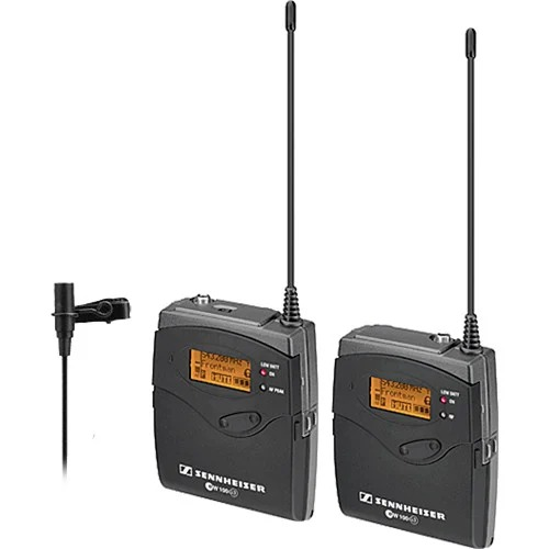 Sennheiser Wireless Lav Mic for Rent - Utah