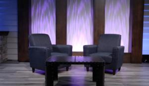 Talk Show Set Rental - Utah